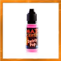 MadScientist-SWIRLY POP . 30Ml, 6Mg, USA e-Liquid. VapeVapingVaporMadS