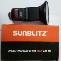 Speedlite SUNBLITZ Di Pro MAXI 600
