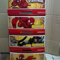 harga Lemari Plastik Napolly Spiderman S-5 Tokopedia.com