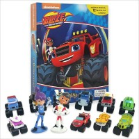 My Busy Book Nickelodeon Blaze and the Monster Machines