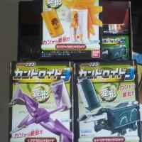 Kamen Rider Candroid set 3