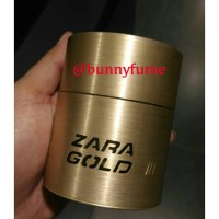 Parfum Zara Gold Man @bunnyfume