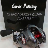 Shimano Chronarch C14+ 151HG