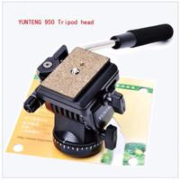 Yunteng YT-950 Professional Fluid Drag Video Head