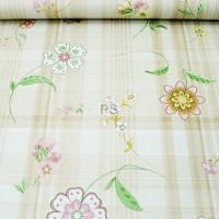 Wallpaper sticker/ wall paper stiker/ kertas dekor 45cm x 10 m -D562