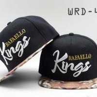 Topi Snapback Rafaello Kings Import Murah