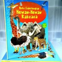 Buku Superlengkap Hewan-hewan Raksasa