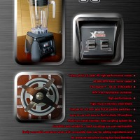 Blender Commercial Waring Xtreme Heavy Duty