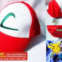 Jual Topi Ash Pokemon (Pokemon League Expo Version) Murah