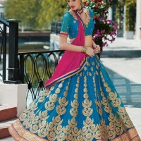 gaun pengantin india 3 motif