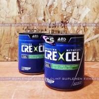 ANS PERFORMANCE CREXCEL 40x serving free SHAKER ANS CREX CEL Creatine
