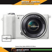 Kamera Sony Alpha A5000 Kit 16-50mm F / 3.5-5.6 OSS.