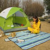 harga Matras Camping Portable Lipat Praktis Luas 150x180 Packing Kecil Tokopedia.com