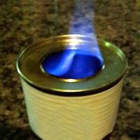 Sterno - 130 gr / Bahan bakar gel / parafin padat pengganti spiritus