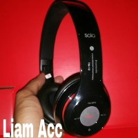 Headphone Bluetooth Beats Monster Solo 2 by Dr DRE ( TM - 12 )/Headset