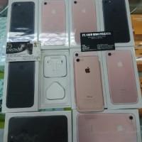 Apple IPHONE 7 32 GB Warna ROSE GOLD Garansi Internasional