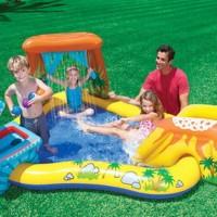 Mainan Anak Kolam Renang Dinasaurus Kids Play Center Swimming Pool