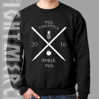 Sweater Pen Pineapple Apple Pen [Ppap] - Fightmerch