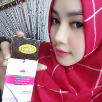 Sabun Fair n Pink / Fair n Pink Whitening Black Soap Original 100%