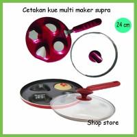 Alat Cetakan Kue SUPRA Multi Maker 24cm