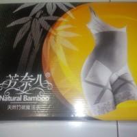 Korset Pelangsing - Natural Bamboo Sliming Suite