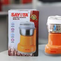 Coffee Grinder / Penggilingan Obat Teh Kacang Biji Kopi Sayota