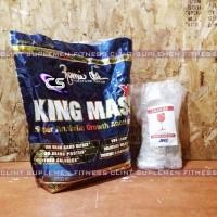 RC Ronnie Coleman King Mass XL 1 lbs ECERAN susu penambah berat badan