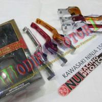 harga Handle Kopling Rem Kawasaki Ninja 150 Rr Nui Racing Tokopedia.com