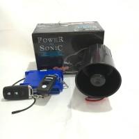 Alarm Mobil Model Slide Power Sonic