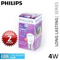 Lampu LED Philips 4W Putih