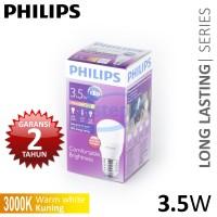 Jual Lampu LED Philips 3,5W Kuning Murah