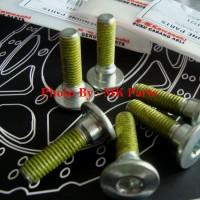 harga 1 Set Baut Cakram Ninja RR 150 Ori Kawasaki Motor Indonesia Tokopedia.com