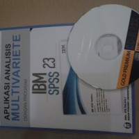 ibm spss 23 by. imam ghozali PLUS CD