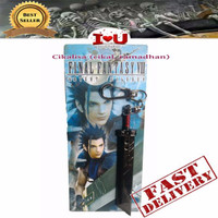 Keychain Final Fantasy Vii - Bayonet Knife