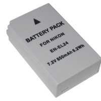 Rajawali Battery/Baterai Nikon En-El24 For Nikon J5