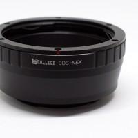 Adapter Lensa Canon To Sony Nex Nex3 Nex5 Nex6 Nex7 A7 A7R --