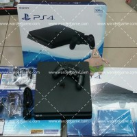HOT PROMO! PS4 Slim 500GB New Model CUH 2006A (Garansi Full Serv 1Thn)
