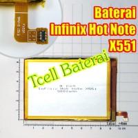 Baterai Infinix Hot Note X551 , MCom