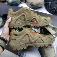 LIMITED EDITION Lowa Zephyr GTX Lo Coyote Op Tactical Boots (Gore-tex)