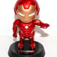 harga Pajangan Solar Iron Man (Warna Merah) Tokopedia.com