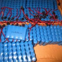 Batre Rc Drift/Offroad 6 volt 1000 mAh socket hitam
