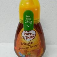 Lune de Miel Squeezy Honey 250 gram