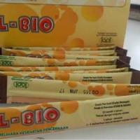 Lbio / L-BIO isi 30biji