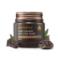 Innisfree Super Jeju Volcanic Pore Clay Mask - 100ml