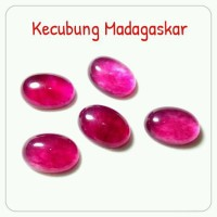 Natural Kecubung Madagaskar Super HQ