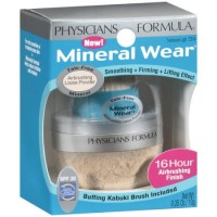 Physicians Formula Mineral Wear Talc-Free Mineral Airbrushing Loose Po