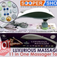 Luxirious Massager by Blueidea (11 function in One Massager)