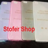 Ultrathin Softcase Smartfren Andromax R2/ultra thin soft case Andro R2