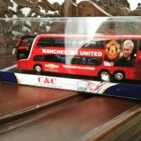 harga miniatur bus MU edisi mourinho Tokopedia.com