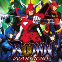 Anime Ronin Warriors